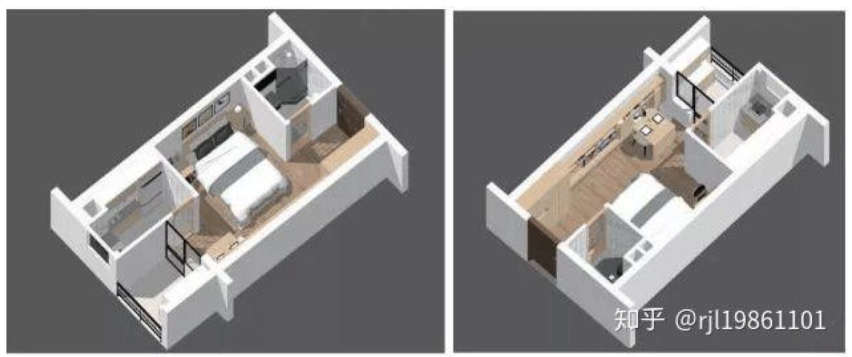 农庄木屋装修装饰设计图